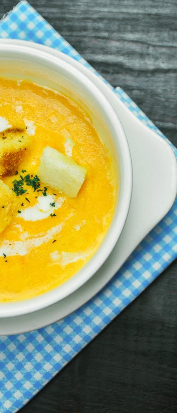 ซุปแครอท